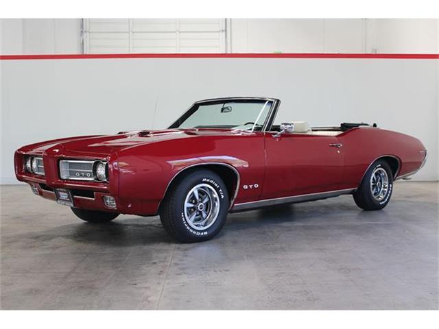 1969 Pontiac GTO | 814036