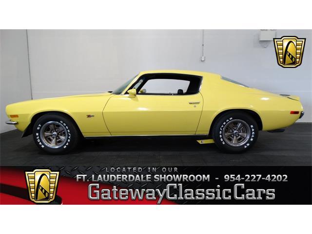 1970 Chevrolet Camaro | 814050