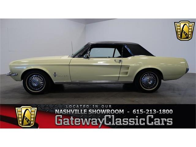 1967 Ford Mustang | 814058