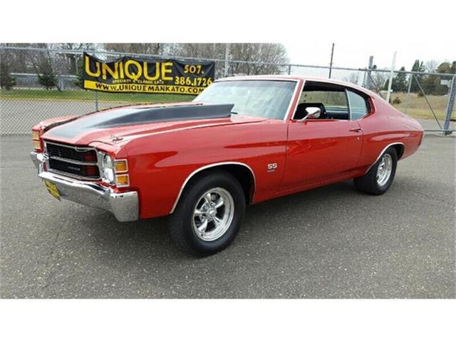 1971 Chevrolet Chevelle SS | 814059