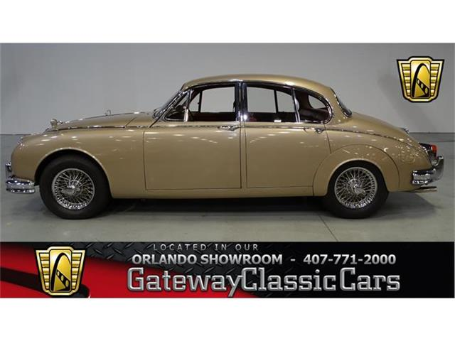 1965 Jaguar Mark II | 814065