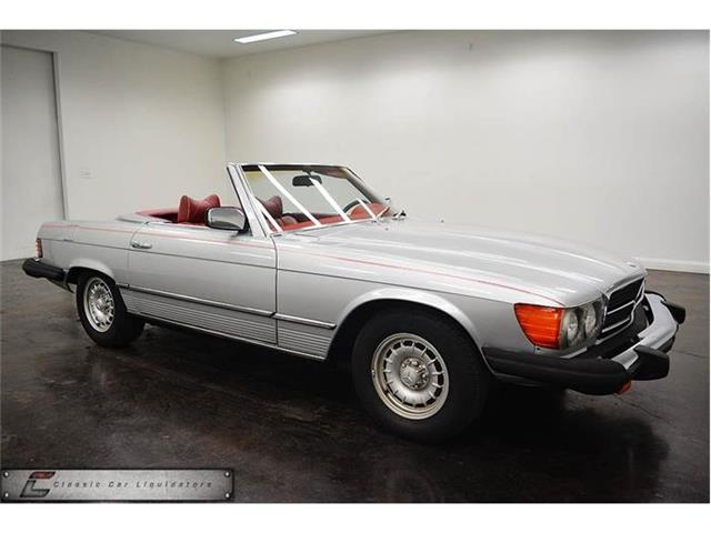 1977 Mercedes-Benz 450SL | 814076