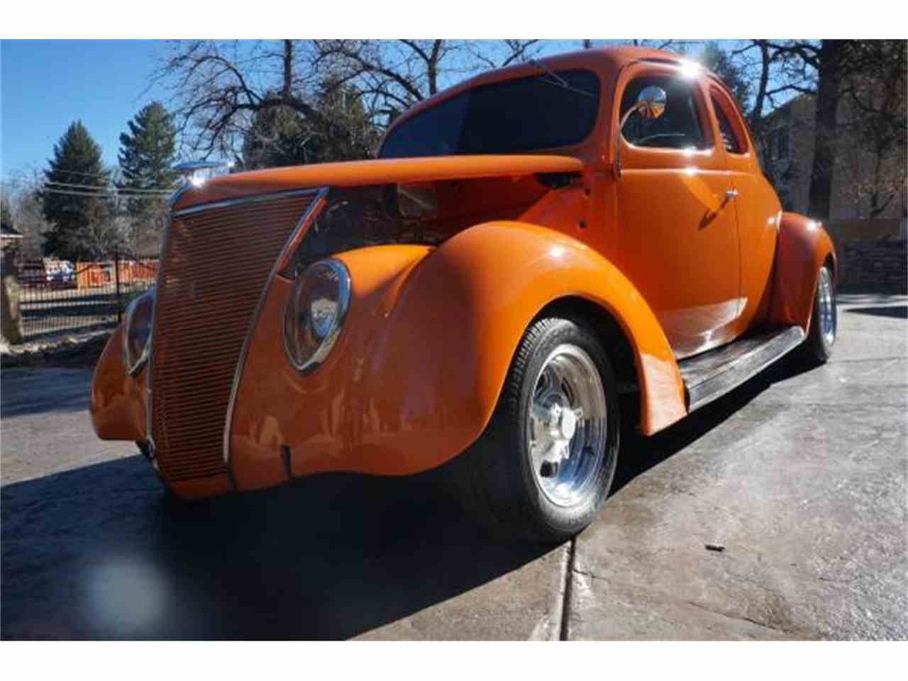 1937 ford coupe for sale cc 810408. Black Bedroom Furniture Sets. Home Design Ideas