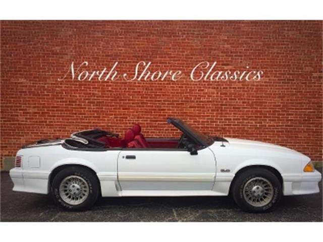 1989 Ford Mustang | 814090