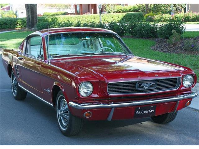 1966 Ford Mustang | 810416