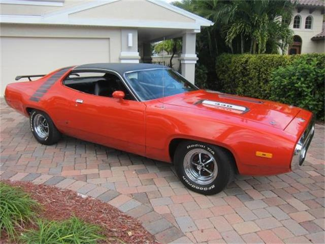 1972 Plymouth Road Runner | 810434