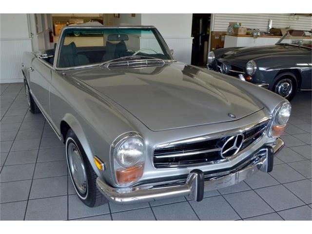 1971 Mercedes-Benz 280SL | 814493
