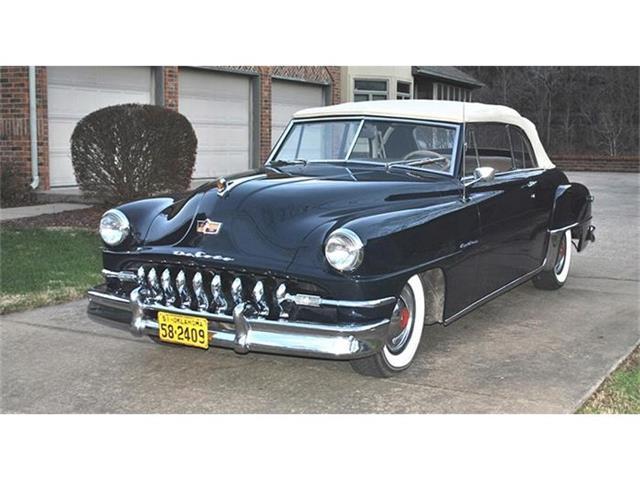 1951 DeSoto Convertible | 814504