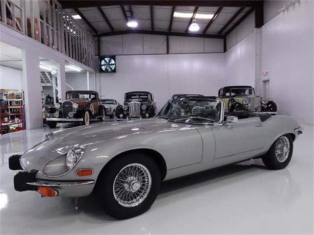 1973 Jaguar E-Type | 814514