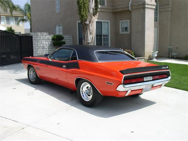 1970 Dodge Challenger T/A | 814515