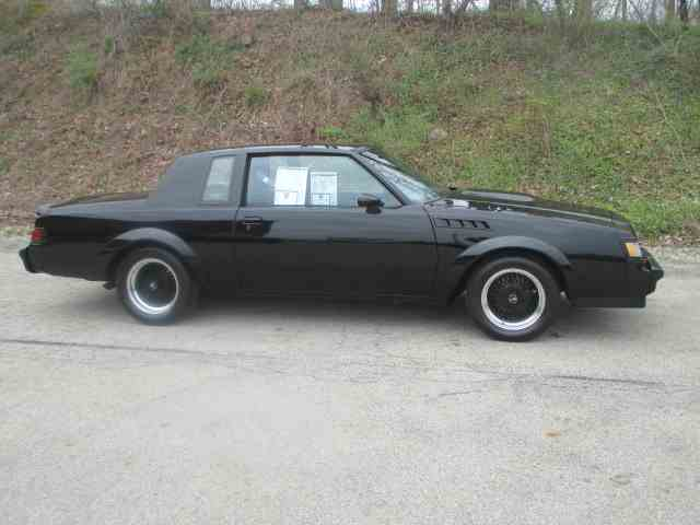 1987 Buick GNX | 814524
