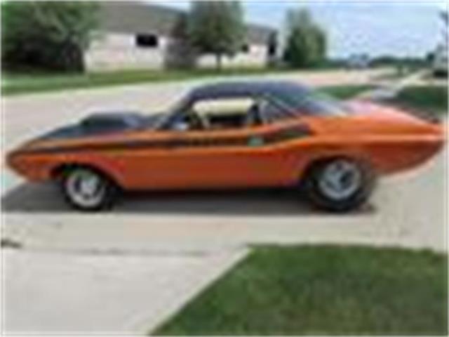 1972 Dodge Challenger | 814528
