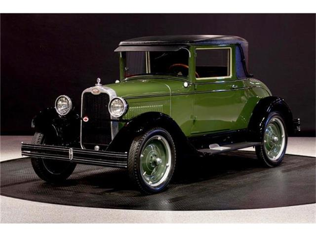 1928 Chevrolet 2-Dr Coupe | 814533