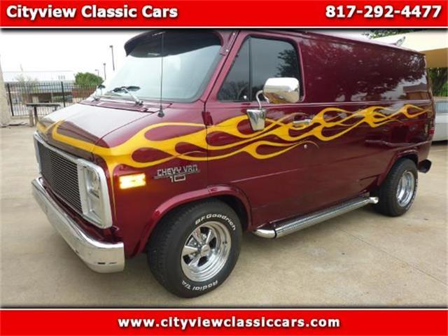 1988 Chevrolet Van | 810457
