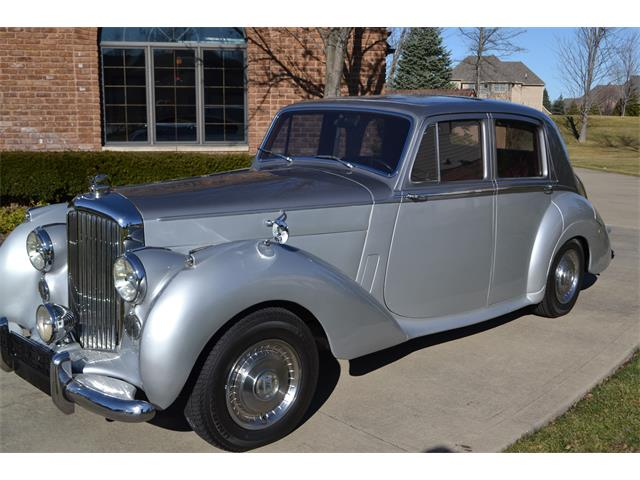 1954 Bentley R Type | 814571