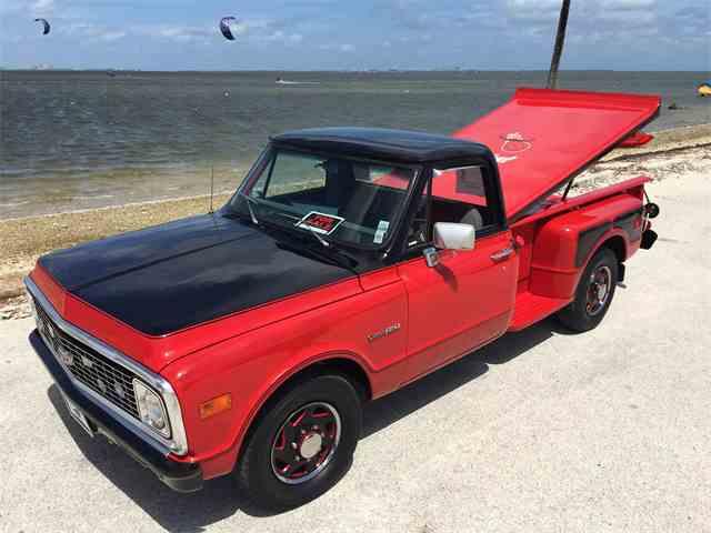 1972 Chevrolet C20 | 814572