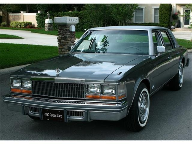 1977 Cadillac Seville | 814575