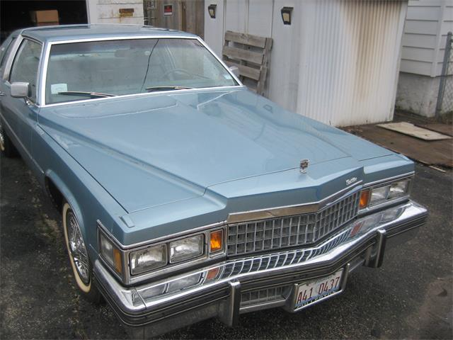 1978 Cadillac Coupe DeVille | 814580