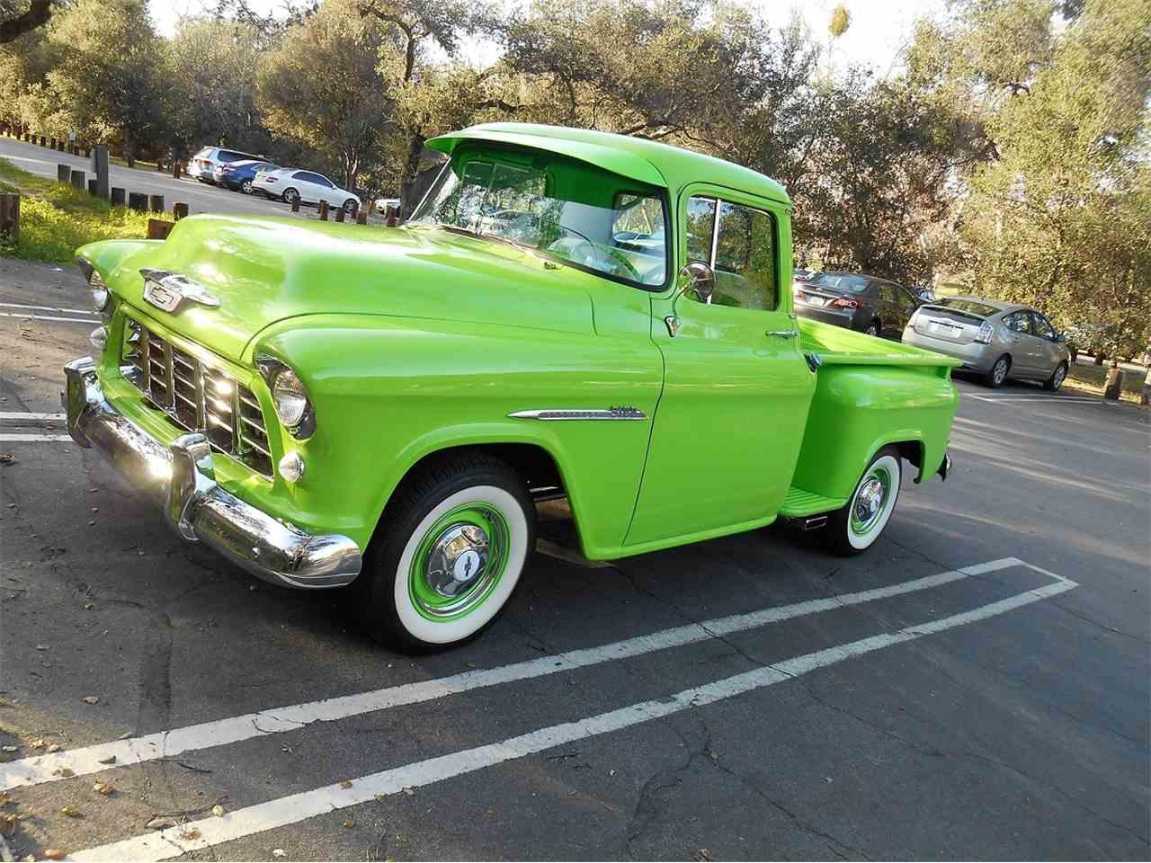 All Chevy 1955 chevrolet 3100 : 1955 Chevrolet 3100 for Sale | ClassicCars.com | CC-814581