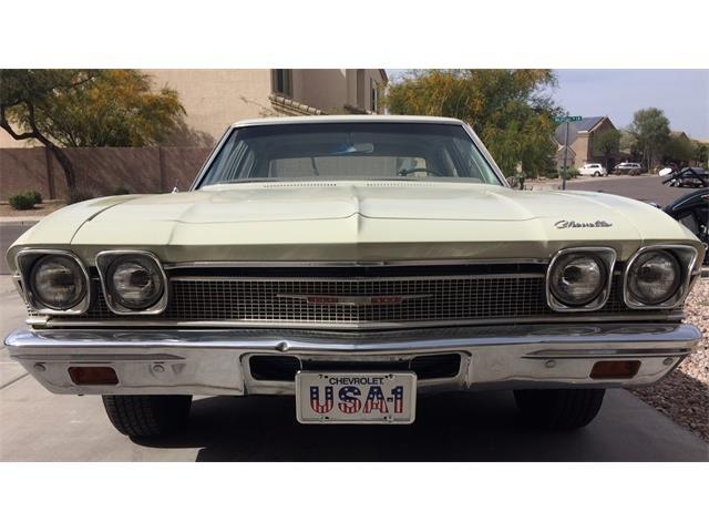 1968 Chevrolet Chevelle Malibu | 814584