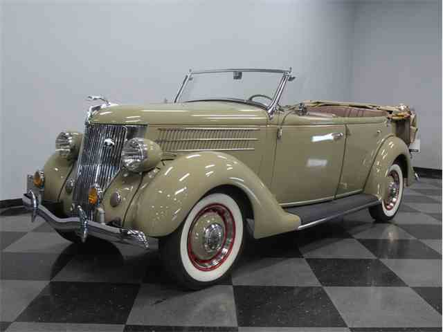 1936 Ford Model 68 Deluxe Phaeton | 814606