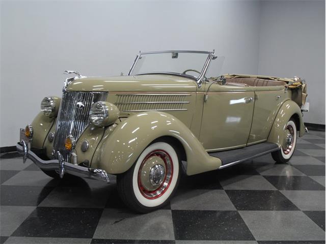 1936 Ford Model 68 Deluxe Phaeton | 814606