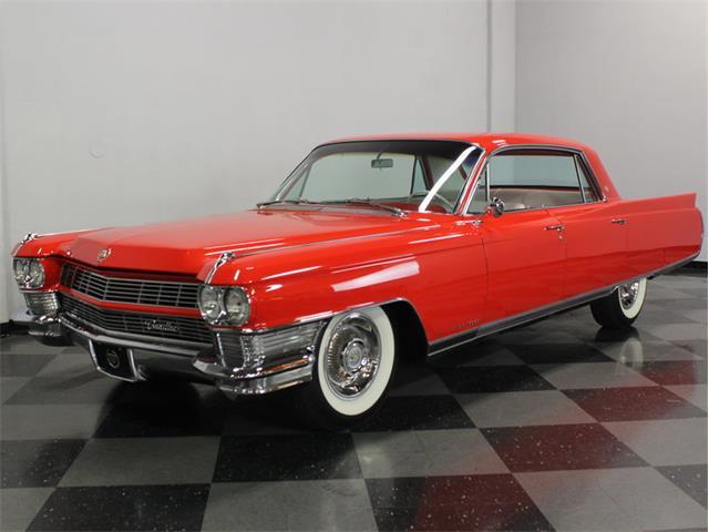 1964 Cadillac Fleetwood 60 Special | 814607