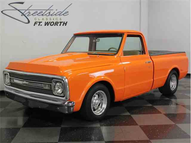 1970 Chevrolet C/K 10 | 814611