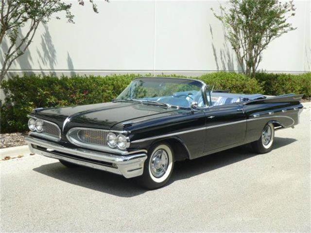 1959 Pontiac Bonneville | 814619