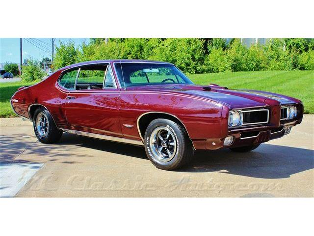 1968 Pontiac GTO | 814627