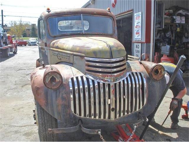 1947 Chevrolet 1/2 Ton Pickup | 814630