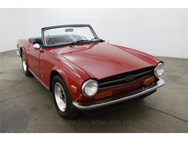 1974 Triumph TR6 | 814637