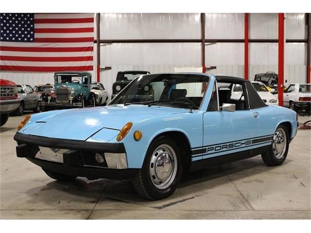 1973 Porsche 914 | 814642
