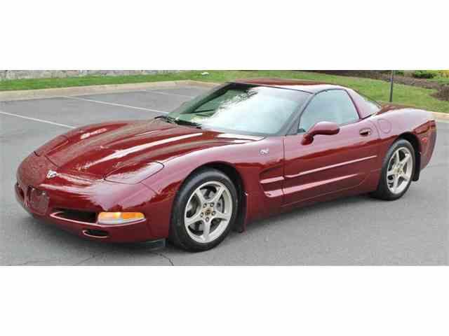 2003 Chevrolet Corvette | 810465