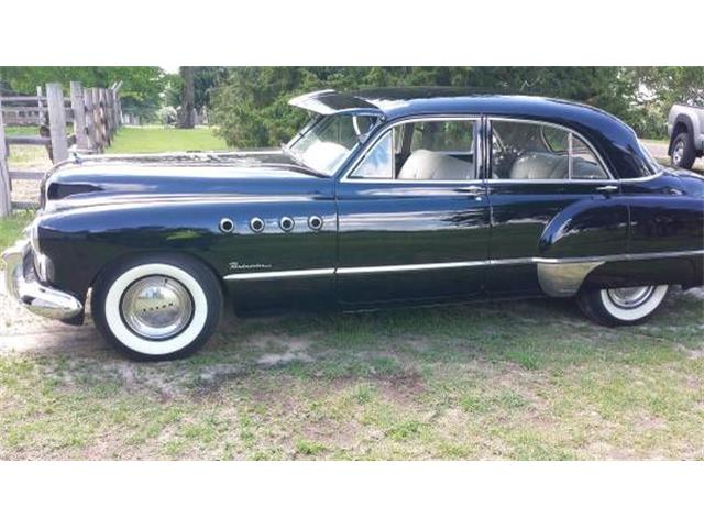 1949 Buick Roadmaster | 814651
