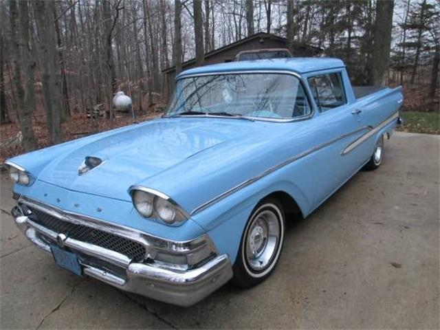 1958 Ford Ranchero | 814652