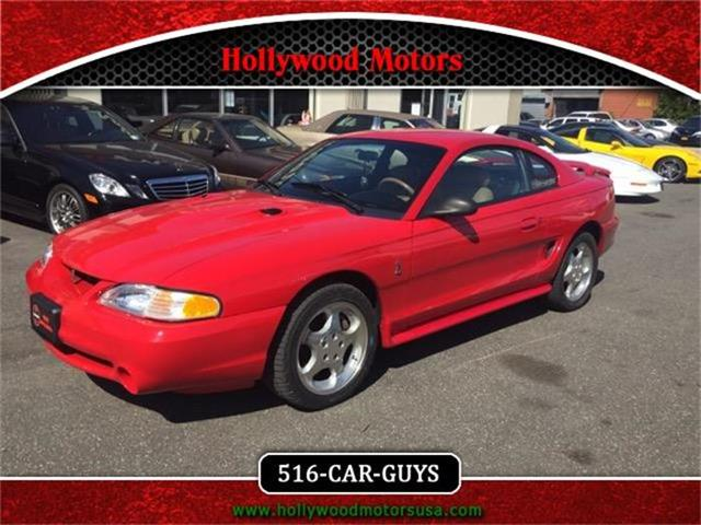 1995 Ford Mustang | 814653