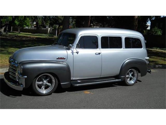 1955 GMC Suburban | 814657