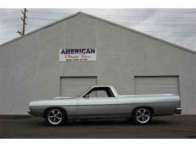 1969 Ford Ranchero | 814658