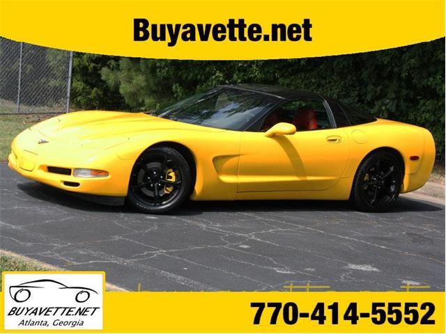 2003 Chevrolet Corvette | 814663