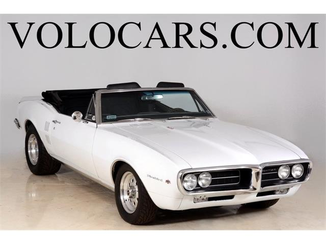 1967 Pontiac Firebird | 814665