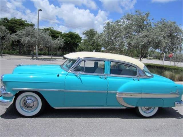 1954 Chevrolet Bel Air | 814667