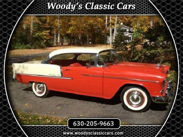 1955 Chevrolet Bel Air | 814672