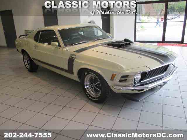 1970 Ford Mustang | 814684