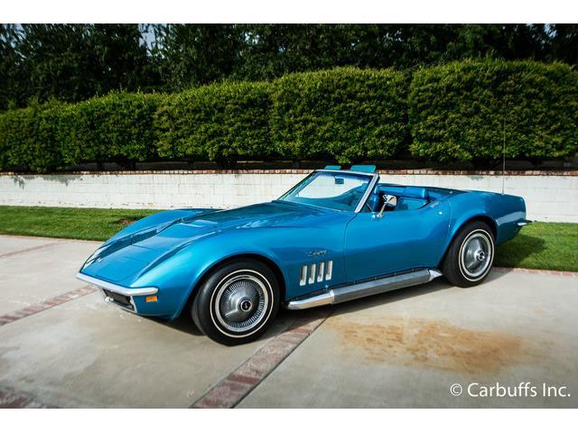 1969 Chevrolet Corvette | 814694