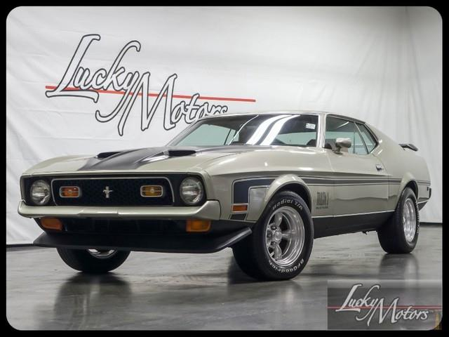 1971 Ford Mustang | 814704