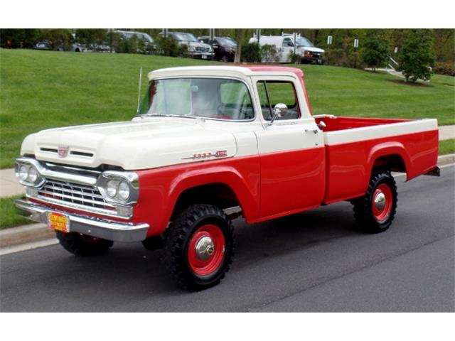 1960 Ford F250 | 814709