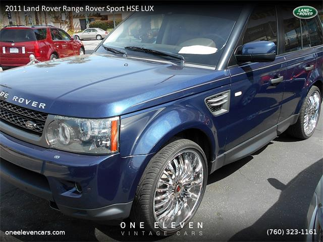 2011 Land Rover Range Rover Sport HSE LUX | 814734