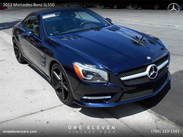 2013 Mercedes-Benz SL55 | 814735