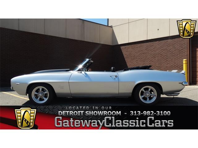 1969 Chevrolet Camaro | 814738